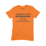 Terpentin Supporter T-Shirt Orange