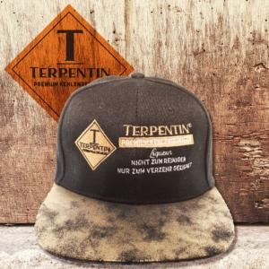 Moderne Snapback Cap Gold