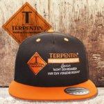 Moderne Snapback Cap Orange