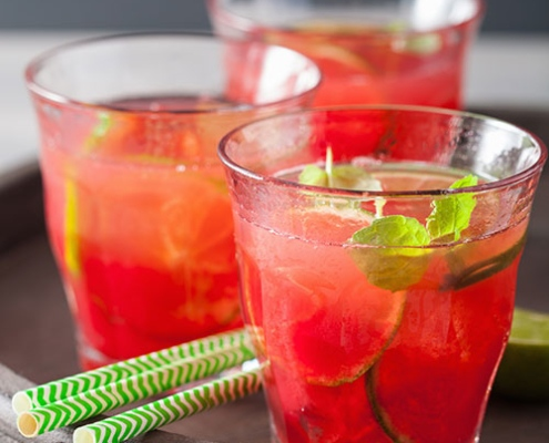 Rezept Cocktail Cranberry-Tequila